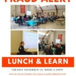 Fraud Alert Lunch & Learn @ Armour Heights Presbyterian Church | Toronto | Ontario | Canada